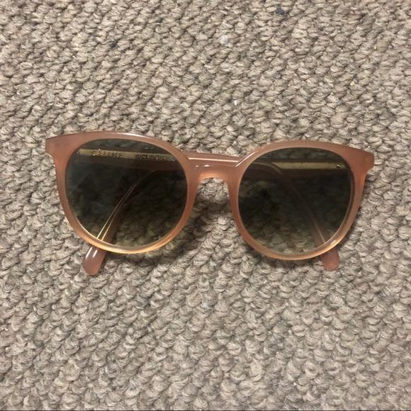 Celine Accessories - FINAL PRICE Authentic Celine small mary Sunglasses